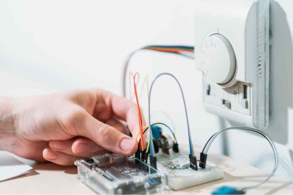 Installateur gebouwenautomatisering-studierichting-school-tectura