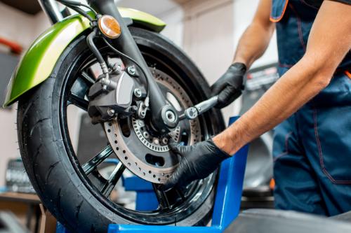 Studierichting-Gent-Mechanicien voor onderhoud en herstel van motorfietsen