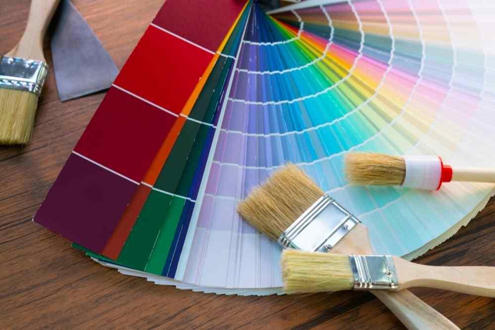 Schilderwerk en decoratie-studierichting-tectura